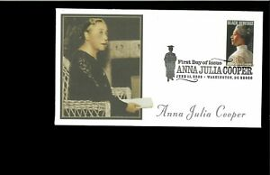2009-First-day-Cover-Anna-Julia-Cooper-Washington-DC