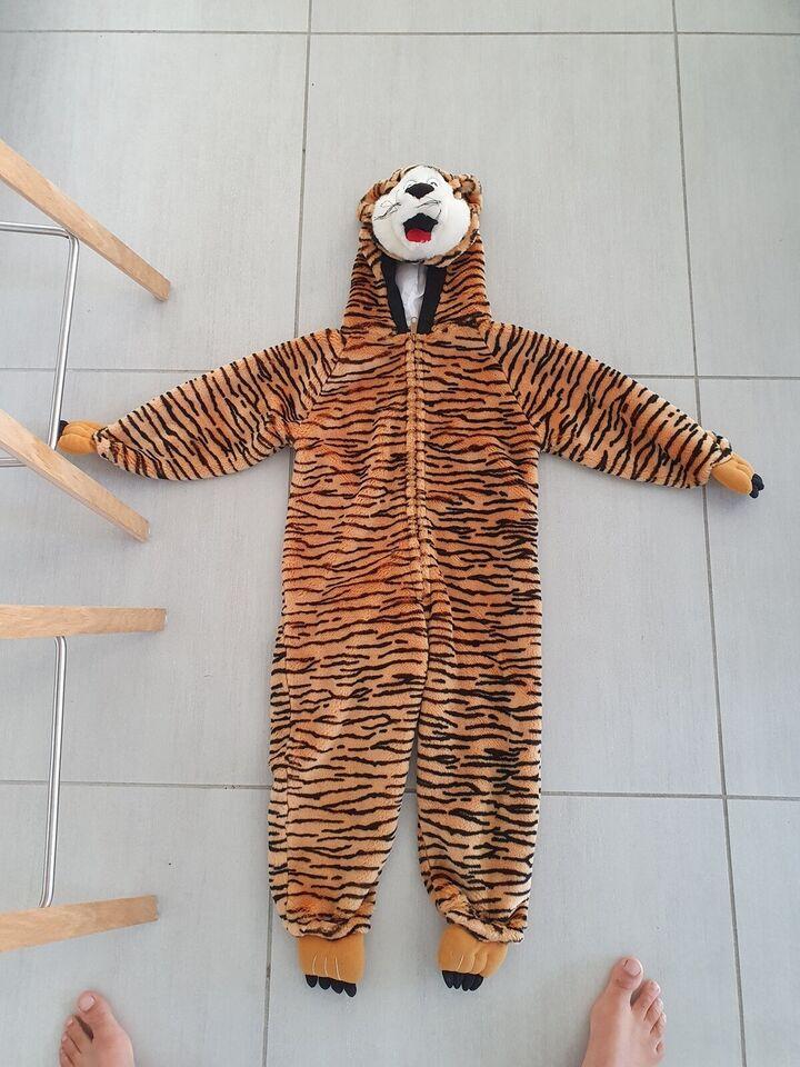 Udklædningstøj, Tiger dragt, Ved ikke