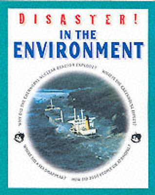 """1 of 1 - """"VERY GOOD"""" In the Environment (Disaster!), Mason, Paul, Book"""