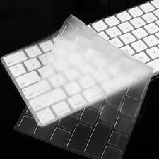Keyboard Cover for Apple iMac Magic keyboard, Ultra thin Clear TPU Keyboard
