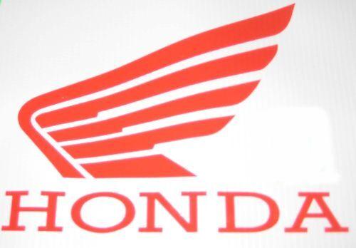 Honda VTX Gold Wing Interceptor// Decals CBR Shadow
