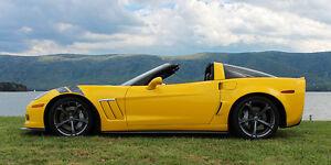 C6 Grand Sport >> Details About Chevy Corvette C6 Grand Sport Hd Poster Super Car Print Multiple Sizes Available