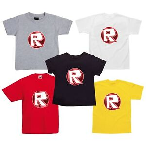 New Kids Roblox Gaming Xbox Gamer T Shirt Tee Quality Gift Top