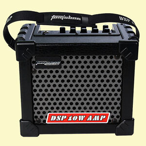 aroma 10w acoustic electric guitar amplifier amp speaker built tuner tomsline ebay. Black Bedroom Furniture Sets. Home Design Ideas