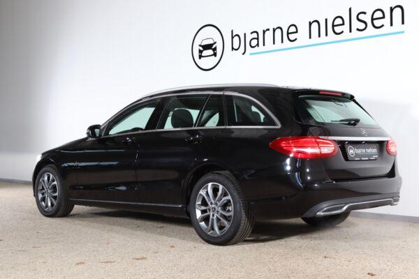 Mercedes C220 d 2,2 stc. aut. 4-M - billede 2