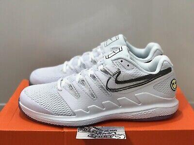 New Nike Air Zoom Vapor X Nadal White Hc Tennis Shoes Mens Size 11 Aa8030 104 Ebay