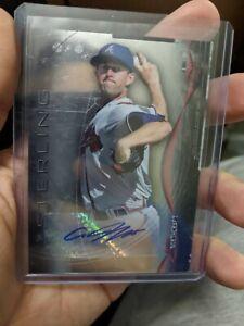 2014-Bowman-Sterling-Aaron-Northcraft-Atlanta-Braves-Autograph-Auto-Card