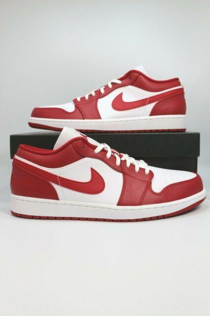 Size 8 Jordan 1 Low Gym Red For Sale Online Ebay