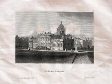 Howard Castle York England Meyer 1837 Photo Print A4
