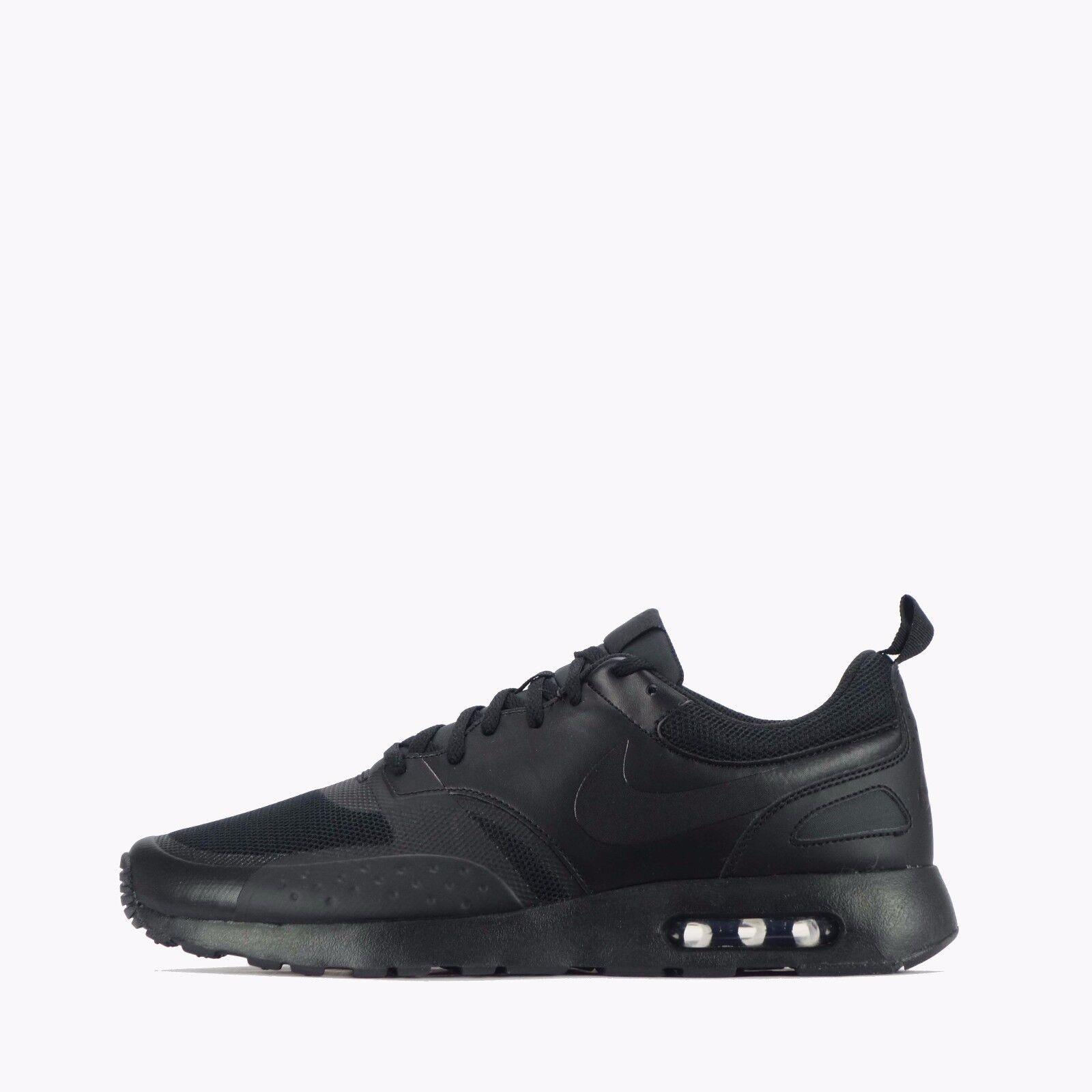 Nike air max vision männer schuhe schwarz / schwarz schwarz schwarz b7561c