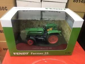 Universal-hobbies-1-32-Fendt-Farmer-3s-2wd-tractor-DIECAST-Model-uh5270