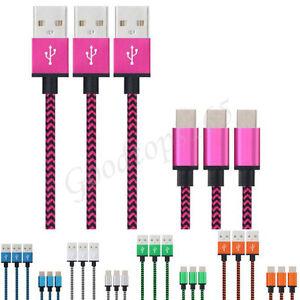 USB-C-3-1-Tipo-C-maschio-a-USB-2-0-Dati-Alimentazione-Cavo-di-ricarica-per