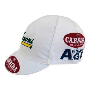 425e03a1c CARRERA RETRO CYCLING TEAM BIKE CAP - Vintage - Fixed Gear - Made in ...