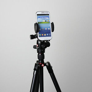 iphone tripod mount tripod mount cell smart phone holder fo samsung galaxy s6 2491