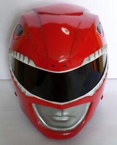 Hero Power Man Costume Helmet Super Ranger Black Color