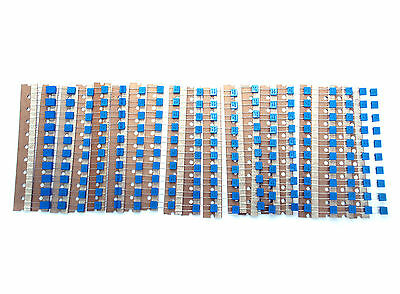 50pc EPCOS Metallized Polyester MKT Boxed Capacitor 1000pF 1n 100V J ±5/% B32529C