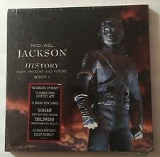 MICHAEL JACKSON History Book 1 3X LP SEALED EPIC Banned Lyrics ORIG 1st Press
