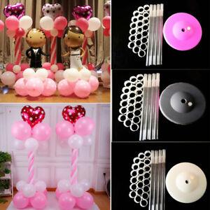 4-55pcs-Ballon-Base-Stand-Balloon-Column-Wedding-Party-Balloon-Arch-Folder