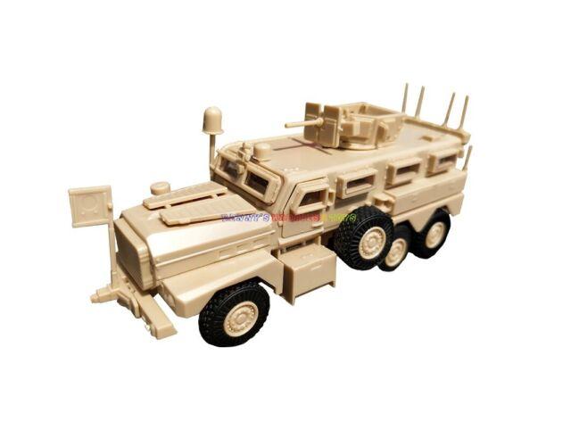 Color Choose Model 1PC 1//72 US Army American M1046 HMMWV Vehicle Plastic Kit