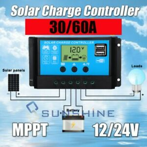 PWM-12V-24V-Auto-Dual-USB-Solar-Panel-Controller-Battery-Charge-Regulator-60A