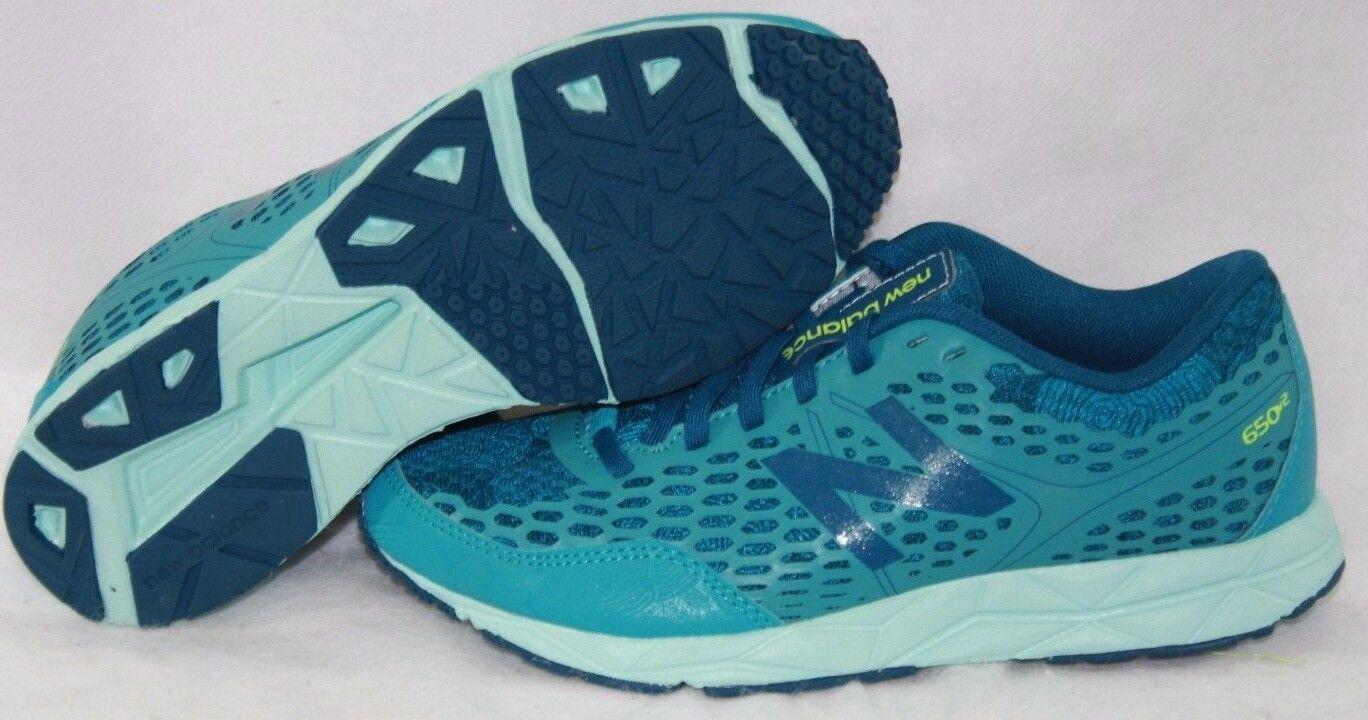 NEW donna NEW NEW NEW BALANCE 650 RS2 Teal blu Running scarpe da ginnastica scarpe 4d3aed