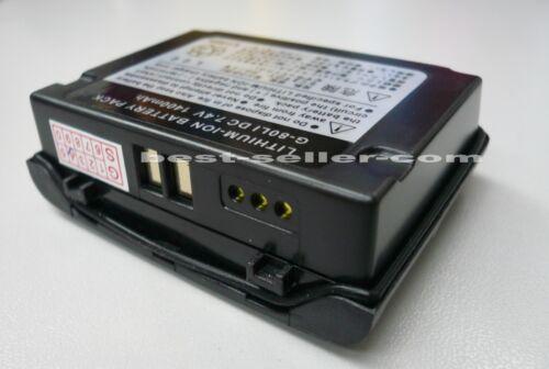 US Stock 2xG80LI Battery for Yaesu VX-6R,VX-7R,VXA700,FNB80LI,vertex standard
