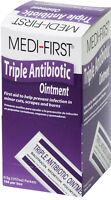 Triple Antibiotic Ointment 0.5g Packet 4 Boxes ( 576 Packets ) - Ms60775