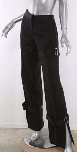 Tuxedo Buckle stroppe Bukser Bukser 6 Harness 42 Mcqueen Alexander Black Multi 60qnwIEH7