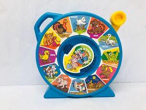 See-N-Say-The-Farmer-Says-Vintage-Mattel-Toys-1989-Cute-Preschool-1980s-Toys