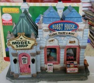 Lemax Hobby House Village