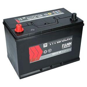 autobatterie 12v 95ah 760a en fiamm titanium black d31x95. Black Bedroom Furniture Sets. Home Design Ideas