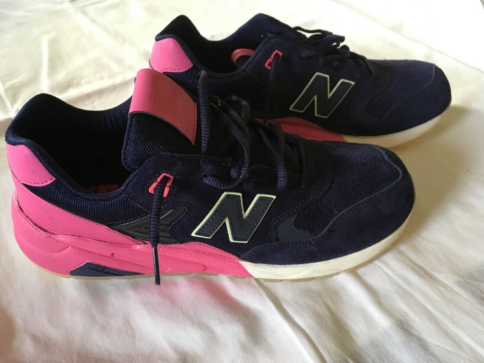 New Balance 580 Rev Lite Blue/ Pink Size 9.5