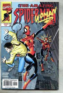 Amazing-Spider-Man-5-1999-vf-1st-new-Spider-Woman-John-Byrne
