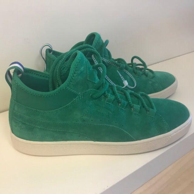save off 3d4e5 c3b55 PUMA X Big Sean Suede Mid Mens SNEAKERS Shoes 11 Green