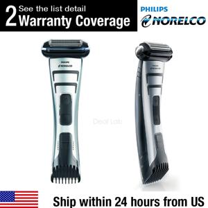 NEW-Philips-Norelco-Bodygroom-BG2040-Cordless-Series-7100-Shaver-Wet-Dry-Shower