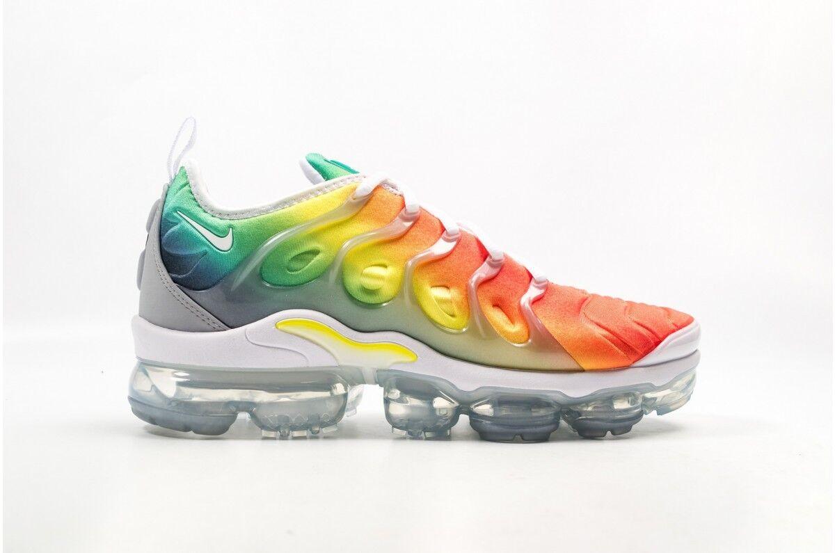 Nike air vapormax vapormax vapormax plus mehrfarbigen regenbogen in größe 10.924453-103 1 95 97 98 22c407