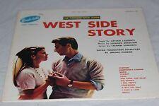 West Side Story Original Soundtrack Vinyl LP