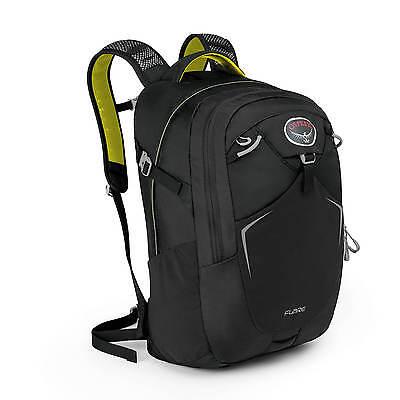Osprey FLARE 22 black Tagesrucksack mit Laptopfach, 22 Liter