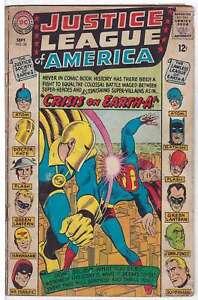 Justice-League-Of-America-Vol-1-38-Justo-RS003-Dc-Comics-Edad-de-Plata
