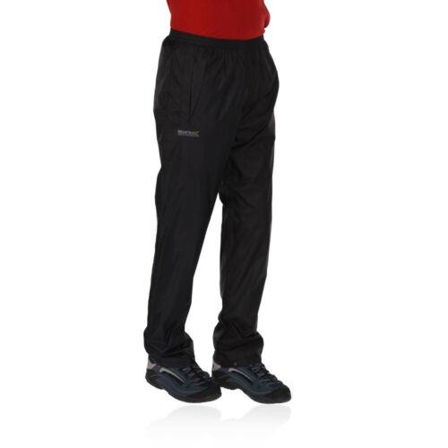 Regatta Hommes Sport en plein air Pack il Sur-pantalon Mountain Pantalon Noir