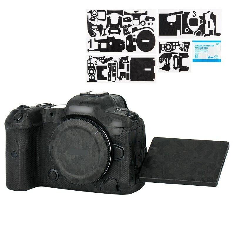 KIWIFOTOS Anti-Scratch 3M Camera Body Film Skin Cover Protector for Canon EOS R5