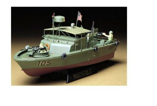 Vietnam Tamiya 35150-1//35 US Navy Pbr 31 Mk.II Pibber Neu