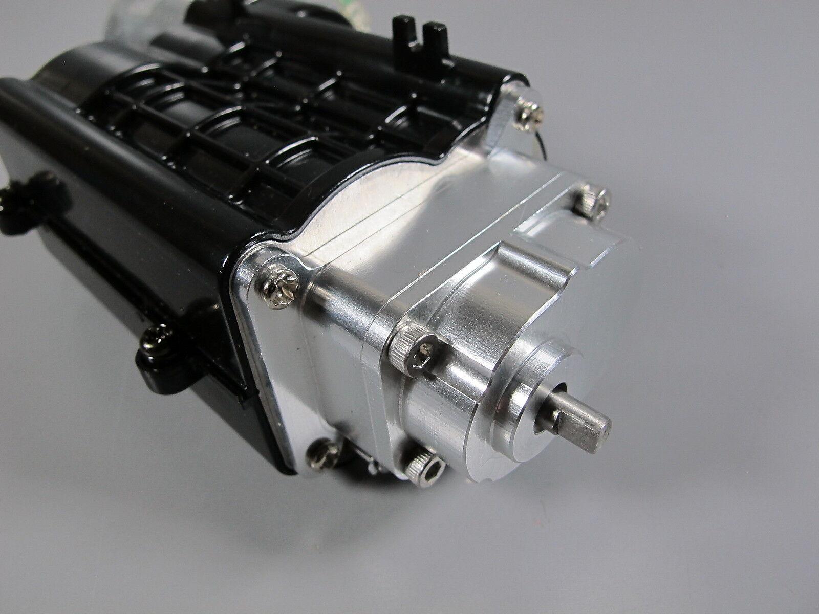 Add-On Add-On Add-On Speed Gear rossouction 4 1 Transmission Tamiya 1 14 re Gre Hauler uomo 01bcd4