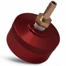 Extended Run Gas Cap Red Aluminum For Honda Eu1000i Eu2000i Eu2200i Eu3000i