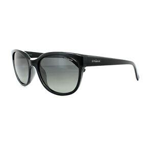 b71fd83cc1 Polaroid Sunglasses PLD 4030 S D28 LB Shiny Black Green Gradient ...