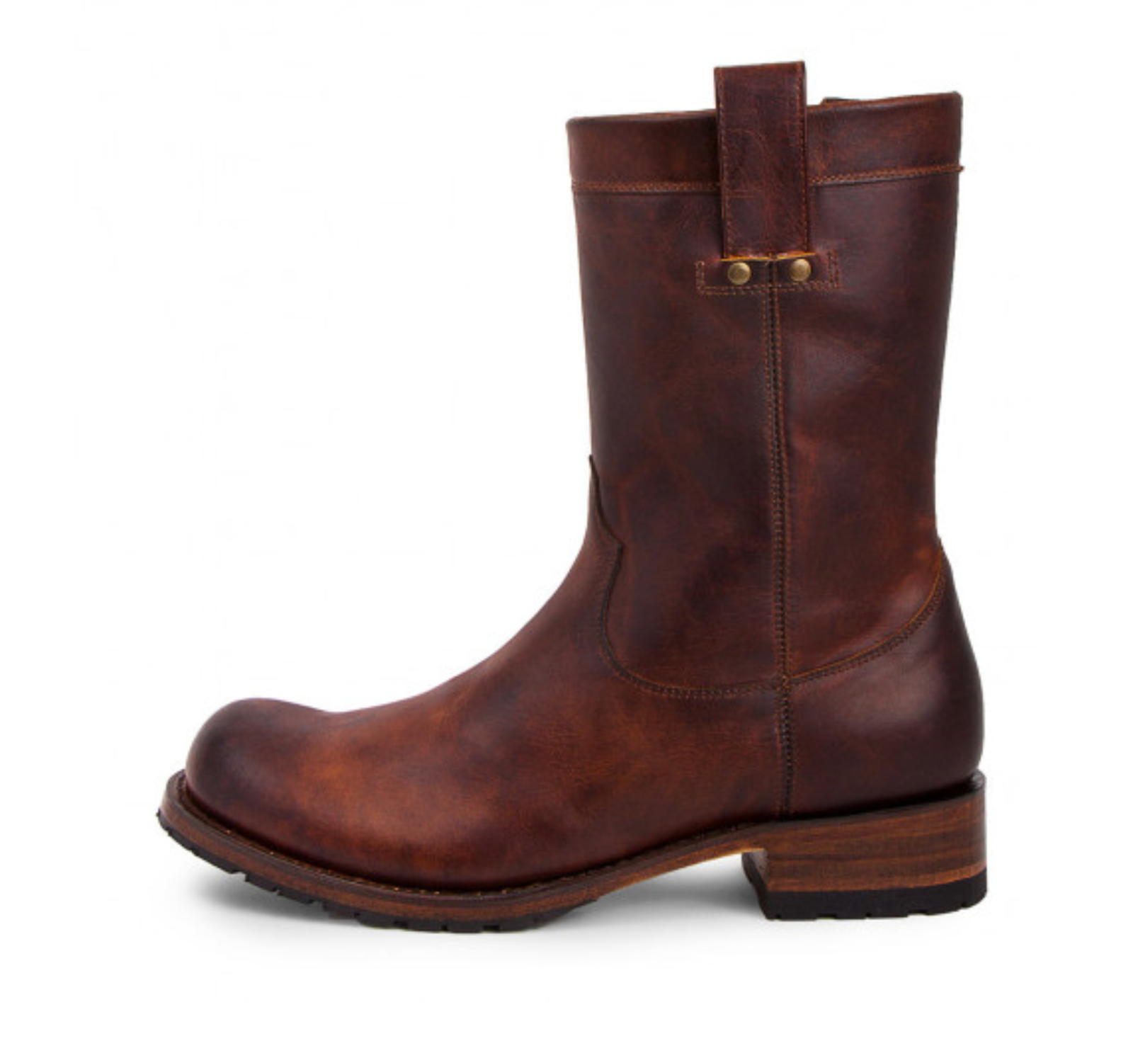 7133 Sendra boots western brown Superbe promo