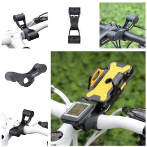 Bicycle-Headlight-Mount-Bracket-Handlebar-Stand-Support-Speedometer-Holder-Tool