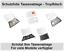 miniatura 1 - 3 - 10 X Pellicola Protettiva per DELONGHI-prima donna-abtropfblech-IRRIGAZIONE A GOCCIA LAMIERA