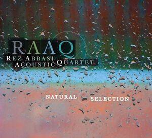 Rez-Abbasi-Acoustic-Quartet-Natural-Selection-New-CD-Digipack-Packaging
