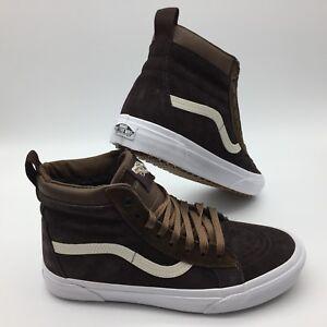 scarpe vans uomo marroni